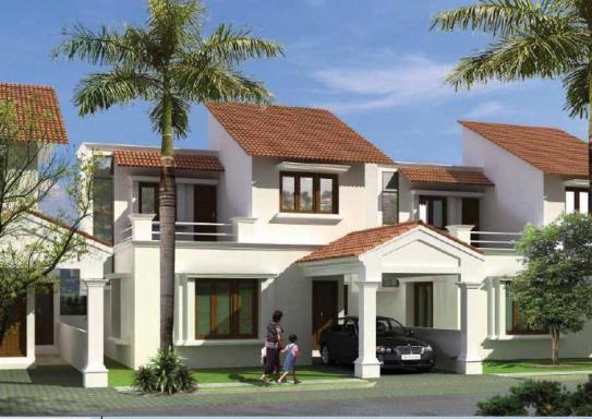 Bangalore Properties: Alliance Gardens Villas