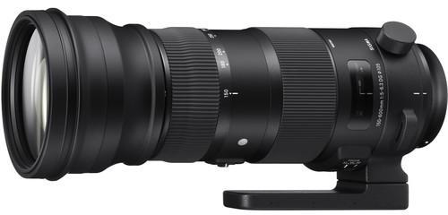Объектив Sigma 150-600mm f/5-6.3 DG OS HSM
