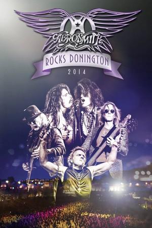 Poster Aerosmith - Rocks Donington 2015