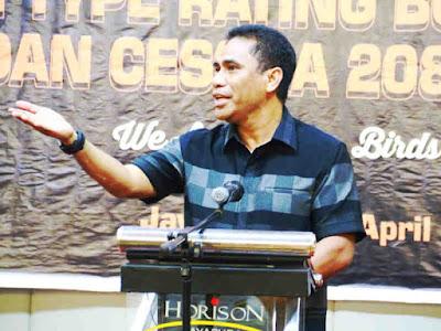 Hery Dosinaen Imbau Inspektorat di Papua Tingkat Pengawasan Sistem Pengendalian
