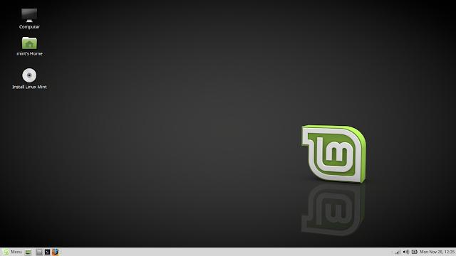 Cara Install Linux Mint Dual Boot dengan Windows