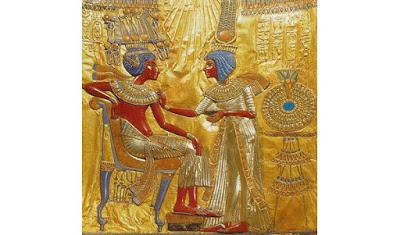 Tutankhaton y Ankhesenpaaton
