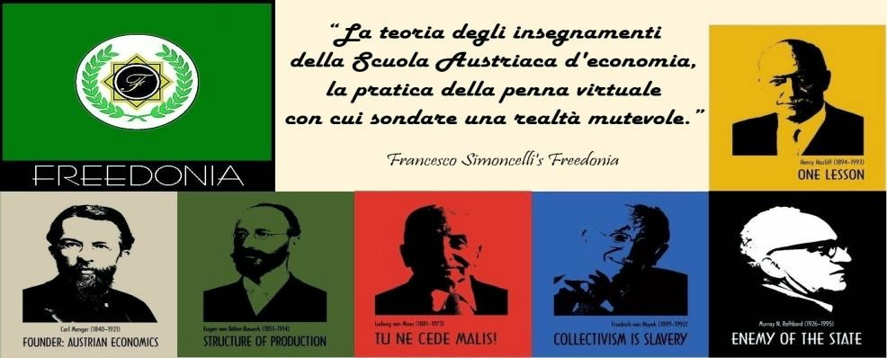 Francesco Simoncelli's Freedonia