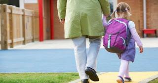 PENTING! Imbauan Kemdikbud Kepada Orangtua Murid Saat Hari Pertama Masuk Sekolah