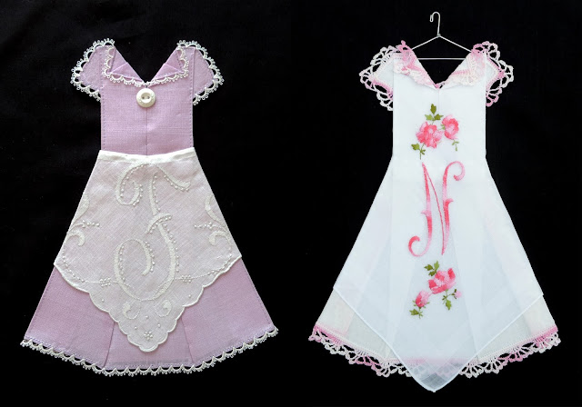 Hankie Dresses with Aprons