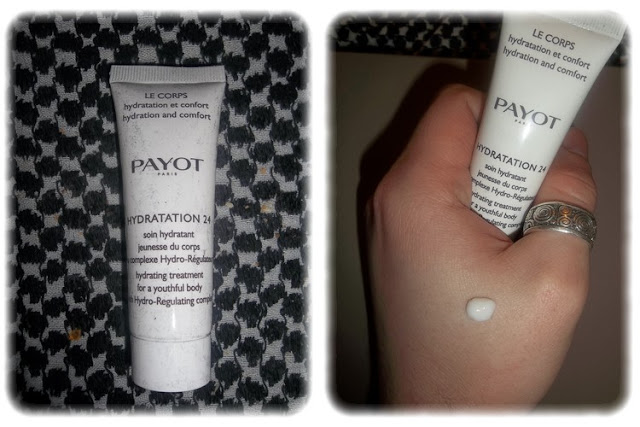 Soin Hydratant 24h Corps - Payot - Glossybox Men Avril 2012