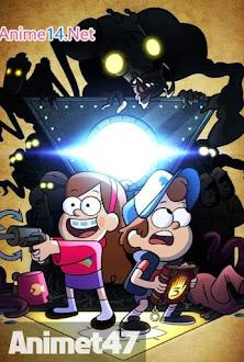 Gravity Falls Season 2 -  2014 Poster