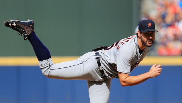MLB: Los Tigres frenan a Dodgers con joya de Verlander