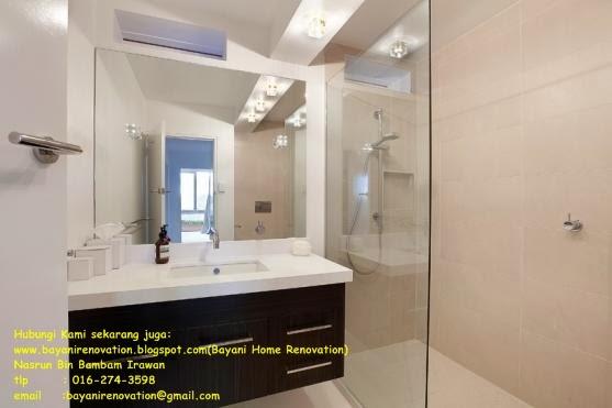 Design Idea Sinki Bilik Air Bayani Home Renovation