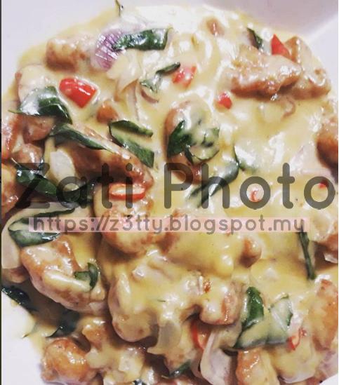 RESEPI : Simple Chicken Buttermilk