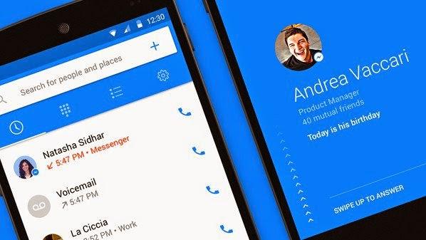 تحميل تطبيق فيس بوك Hello لتحديد هوية المتصل وحجب المكالمات المزعجة - Facebook Hello