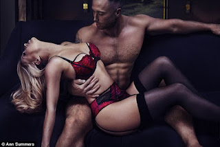 Ola and James Jordan reveal they had SEX in their Strictly dressing room while on the show