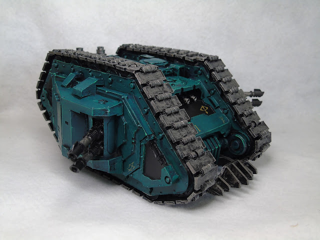 sons of horus land raider armoured proteus