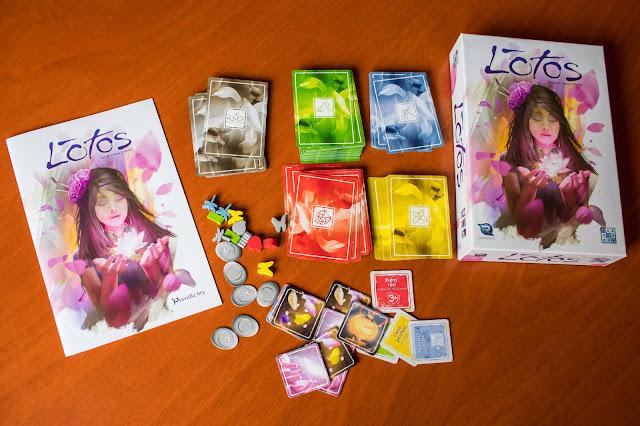 Recenzia hry Lotos