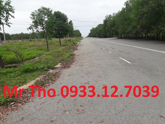 Lô Góc H36 Mỹ Phước 3. LH 0933.12.7039. www.gia nhadatbinhduong.com