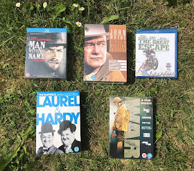 Selection of classic dvds