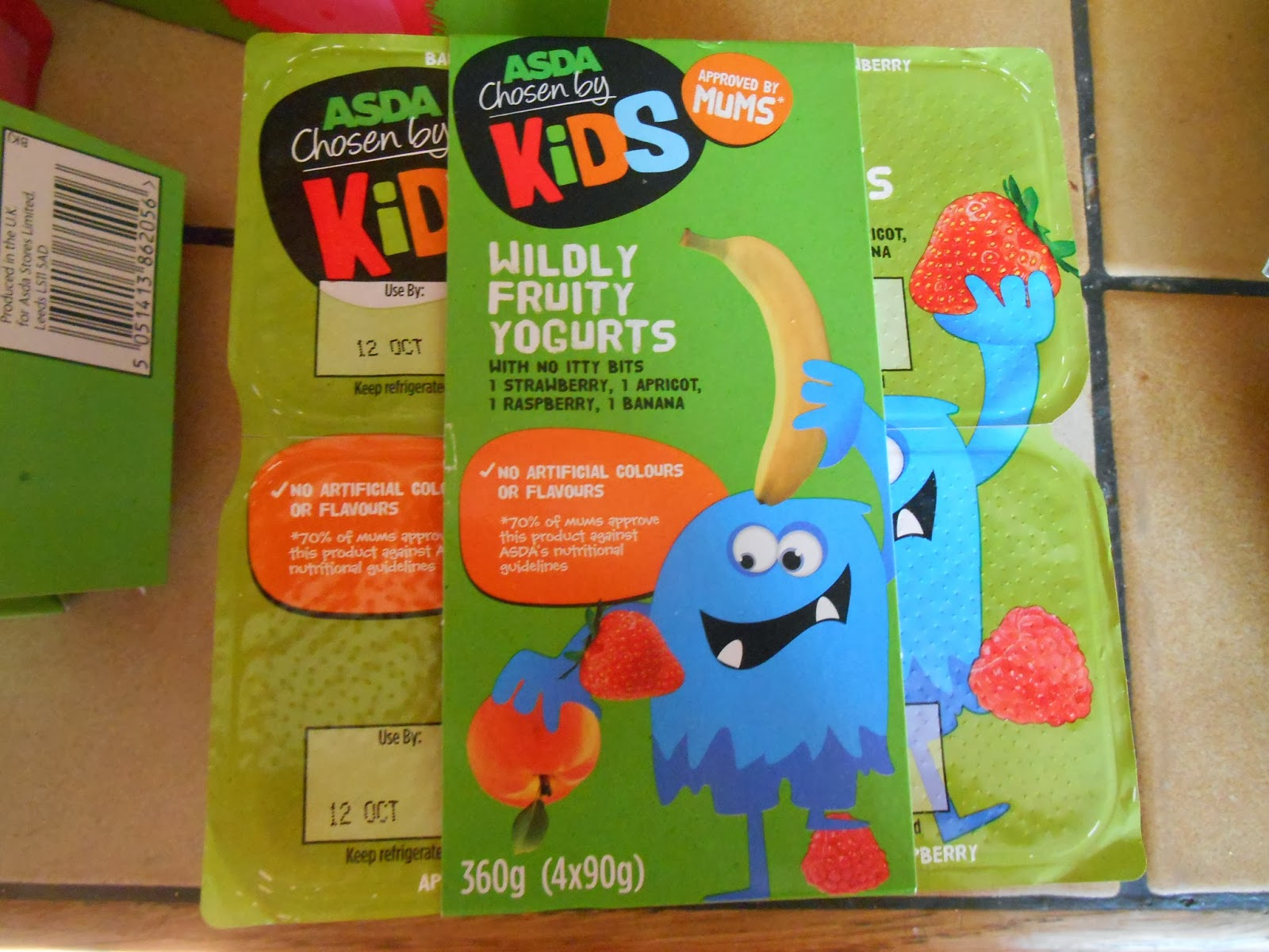 ASDA Chosen By Kids, Approved By Mums review | Madhouse