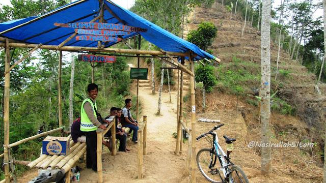 TPR ke Puncak Gunung Kukusan, Magelang