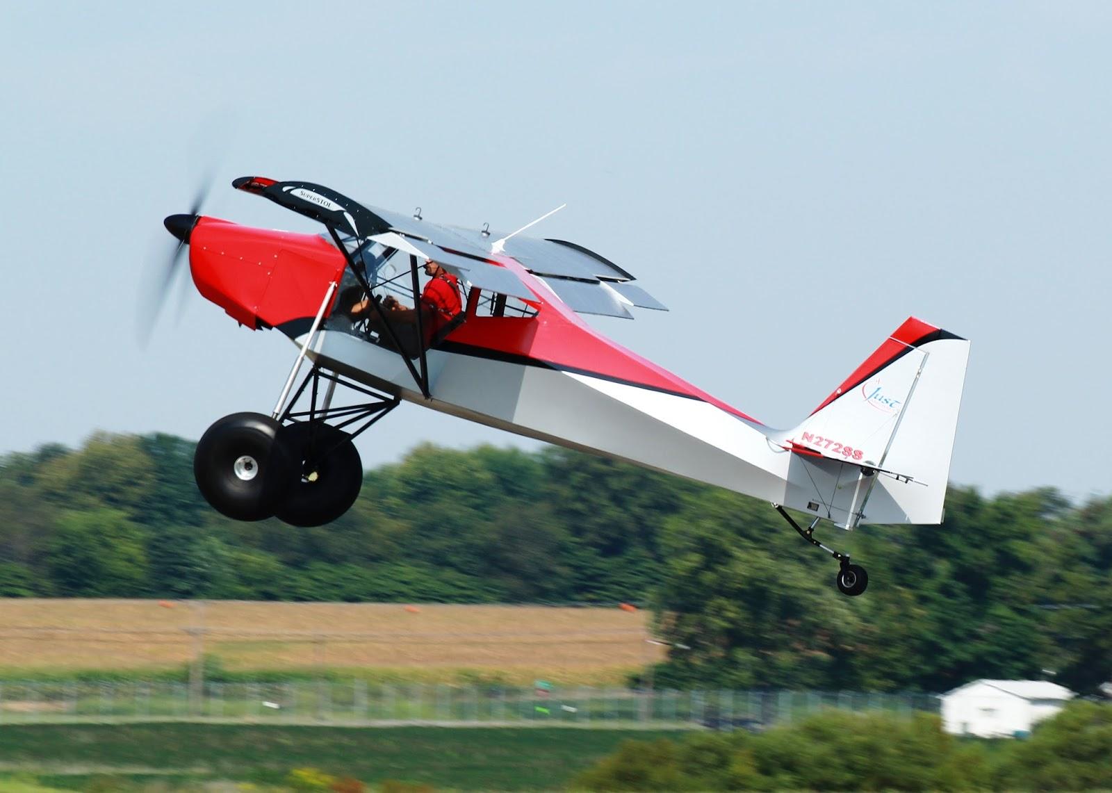 PLANE & PILOT MIDWEST LSA EXPO BRINGS LIGHT SPORT AIRCRAFT