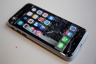 Cảnh báo khi thay màn hình iPhone 5 ở địa chỉ không uy tín