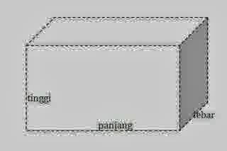 Cara menghitung ongkos kirim paket secara volumetrik.