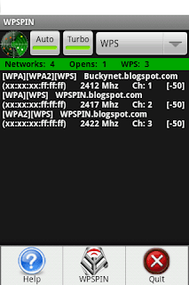How to hack WiFi passwords using Android