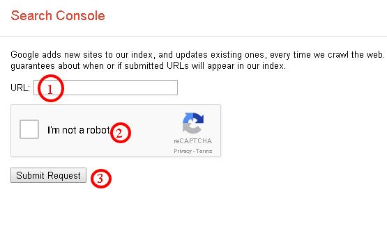 Cara Cepat Artikel Terindex Google Dalam Hitungan Detik