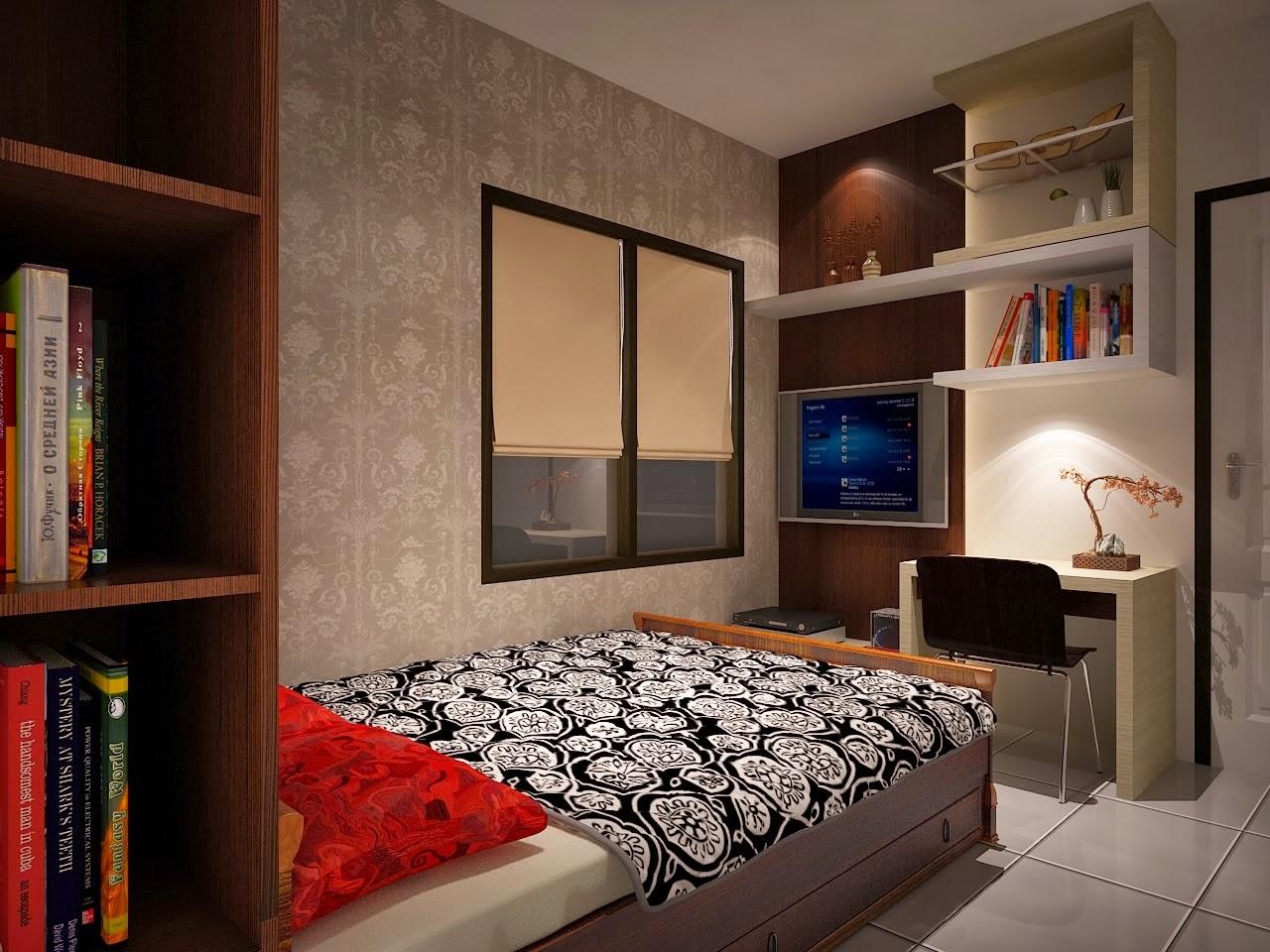 Design Interior Untuk Apartemen Type Studio | Sobat ...