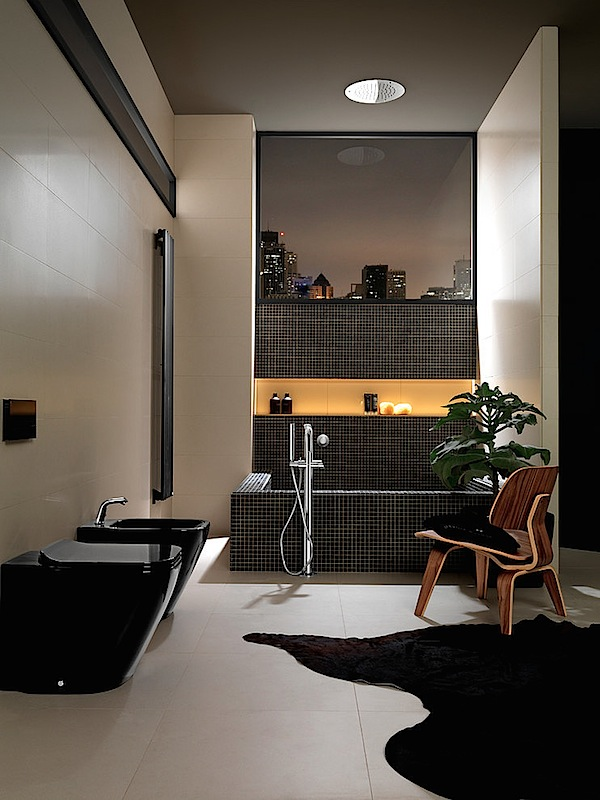 35 modern minimalist bathroom interior design you 39 re gonna love it art home design ideas - Porcelanosa bad ...