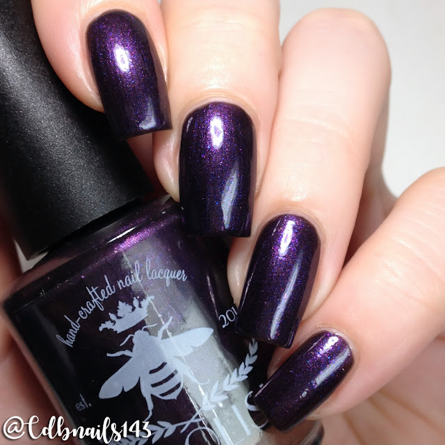 le Polish-Purrfectly Villainous