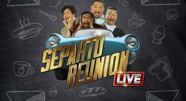 Tonton Sepahtu Reunion Live 2017 Online