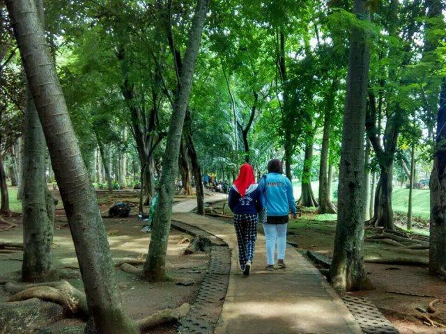 Liburan Murah Berkualitas Di Taman Kota Bsd Tangerang Wisata Lokal Indonesia