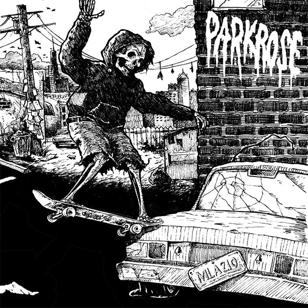 "Parkrose stream new EP ""My Life At 210"""