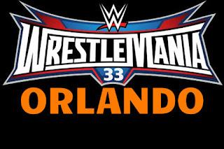 WWe Wrestlemania 33 Matches
