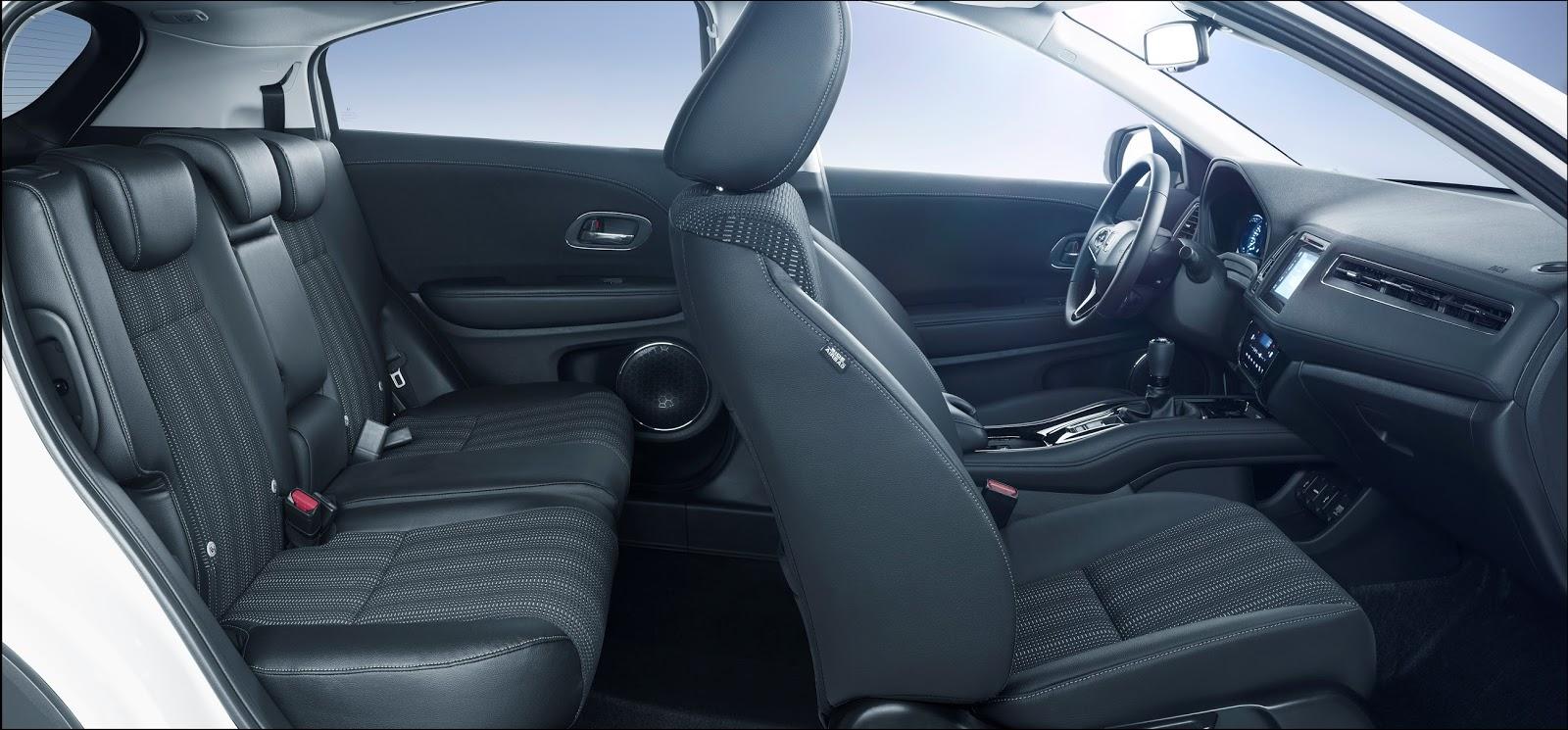 40668 2015 Honda HR V Νέο Honda HR-V : Το πολυμορφικό SUV