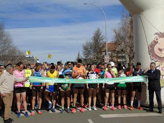Clasificaciones y Fotos 10 Km La Virgen