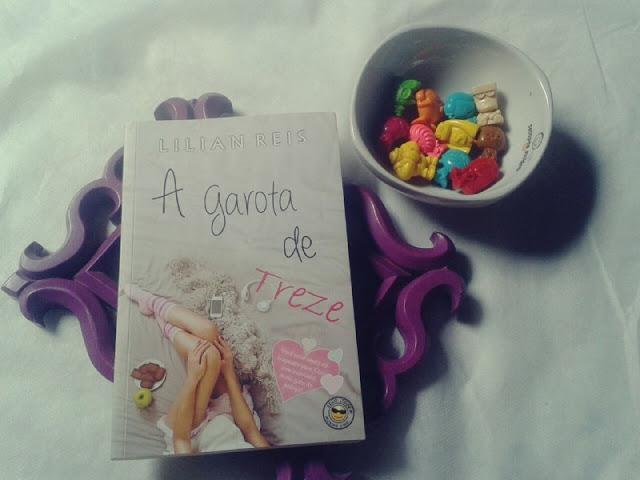 [RESENHA #198] A GAROTA DE TREZE - LILIAN REIS