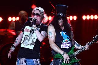 Konser Guns N Roses di Abu Dhabi Dihentikan, Ada Apa?