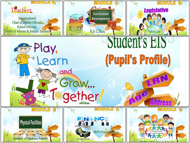 Basic Education Information System (BEIS) Boards