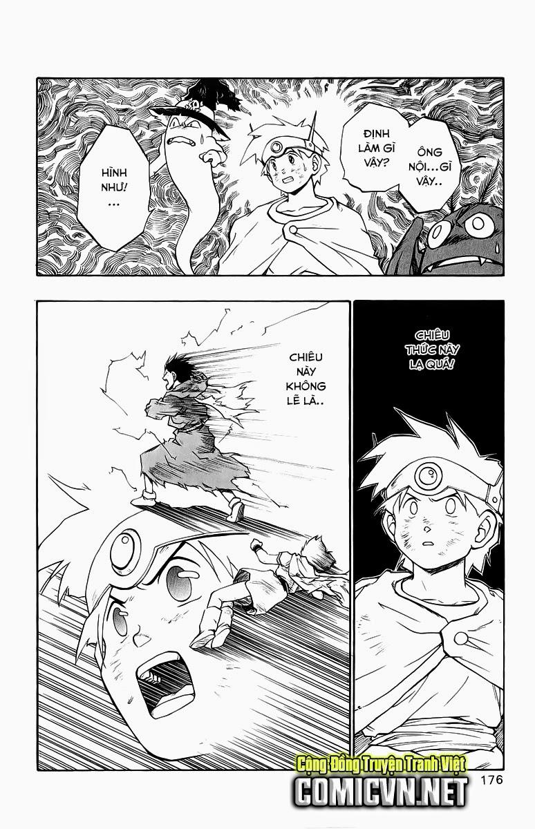 Dragon Quest: Emblem of Roto chapter 29 trang 39
