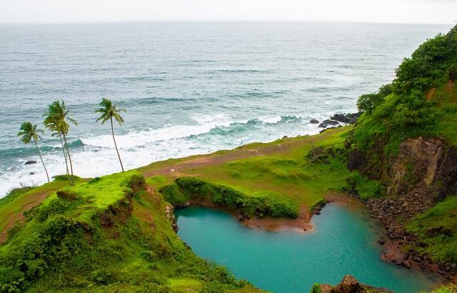 Island of Divar — Close to the Goan Coast