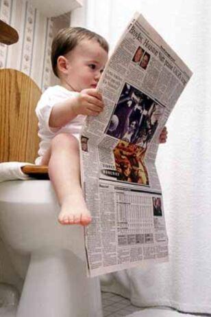 Apakah bunda mempunyai pengalaman yang sama tentang si kecil poop ditempat umum?