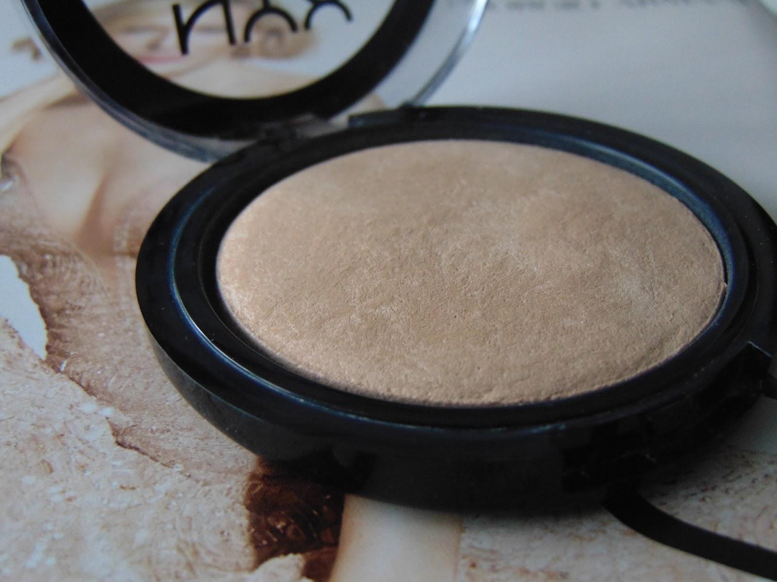 NYX #NOFILTRE finishing powder