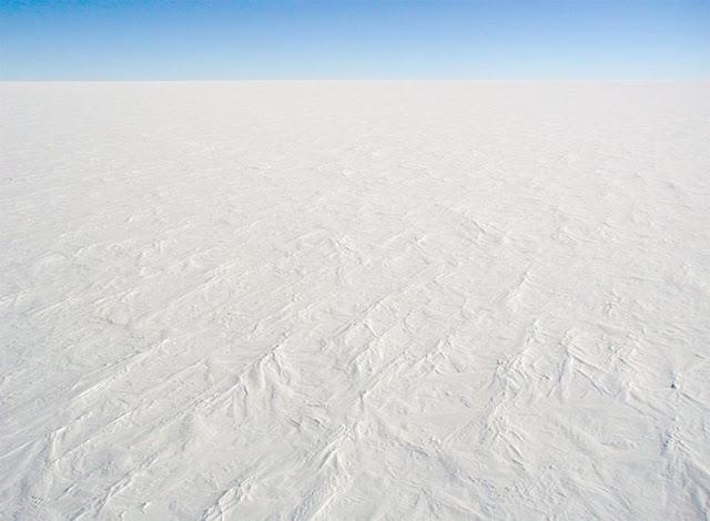 Deserto da Antártida