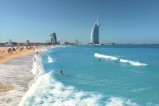Saadiyat Public Beach