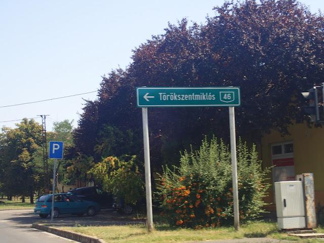 Można sobie połamać język na tych węgierskich nazwach miejscowości