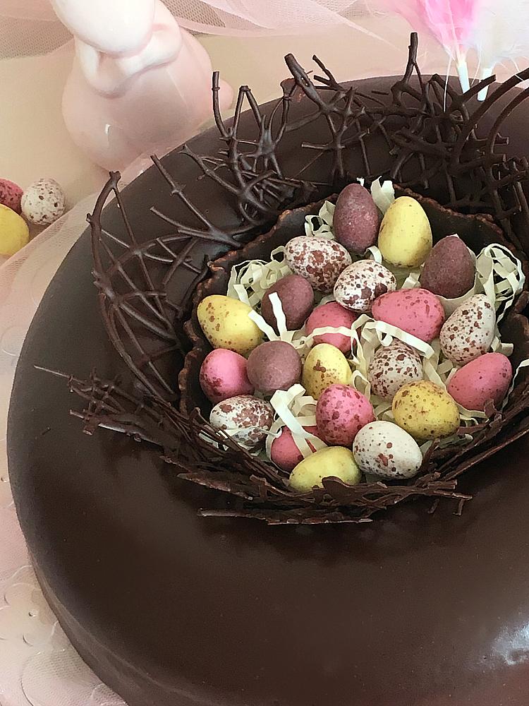 como-hacer-un-nido-de-chocolate