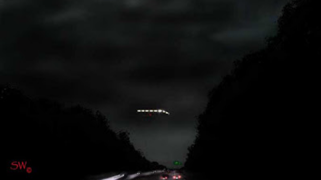 Square UFOs are been seen right across the US over decades.