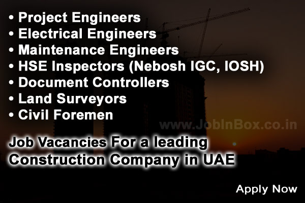 Jobs in Silver Coast Construction & Boring LLC, Abu Dhabi, UAE