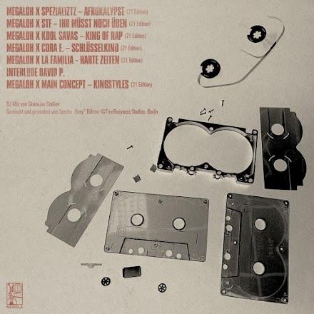 MEGALOH - AUF EWIG MIXTAPE VOL.III | FREE DOWNLOAD